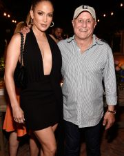 Jennifer Lopez At Apollo In The Hamptons
