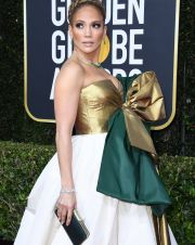Jennifer Lopez Golden Globe Awards 2020